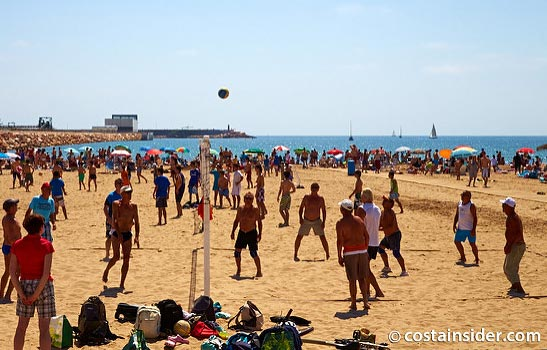 Beach Volleyball Torrevieja