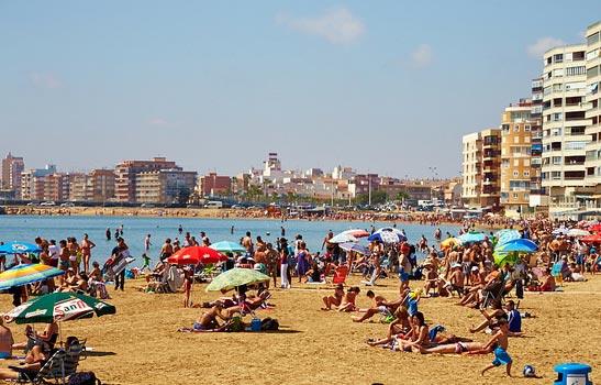 El Acequion Beach Torrevieja