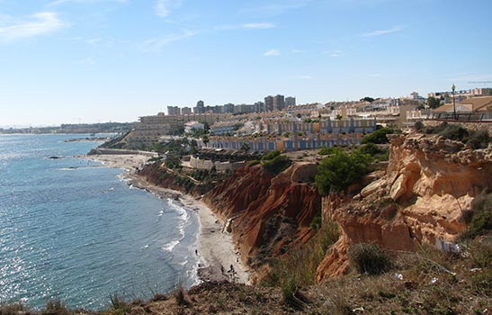 Orihuela Costa Beaches