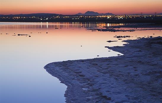 Salt Lakes Torrevieja